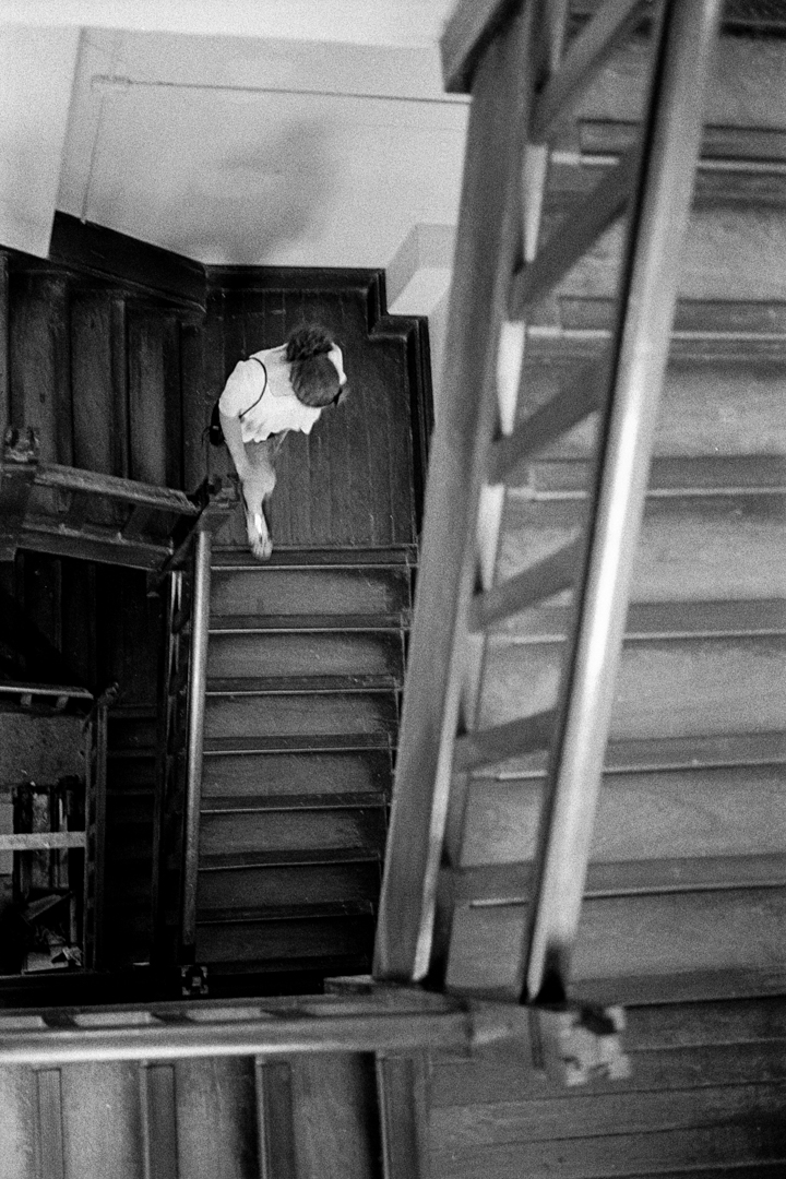 stairs-from-escape-hunt-adelaide-m7-tri-x-1